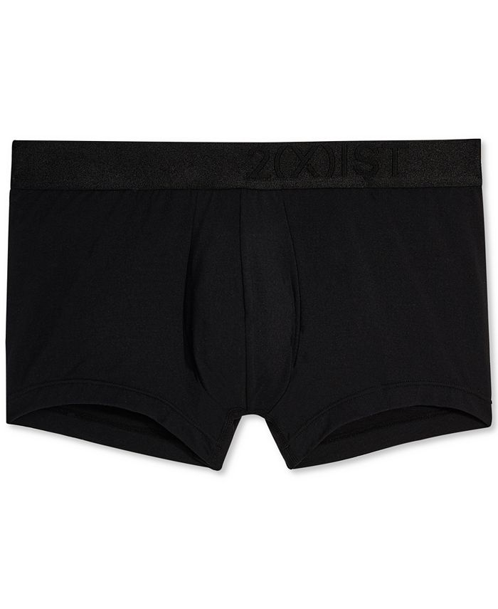 2(x)ist - Men's Electric No-Show Trunks