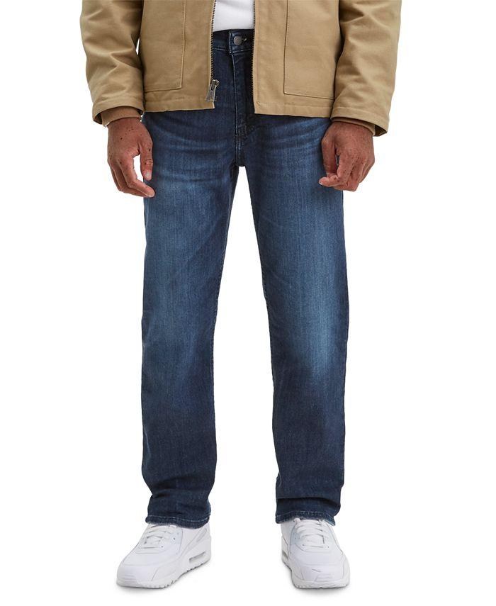 Levi's - Men's 514™ Straight-Fit Stretch Jeans