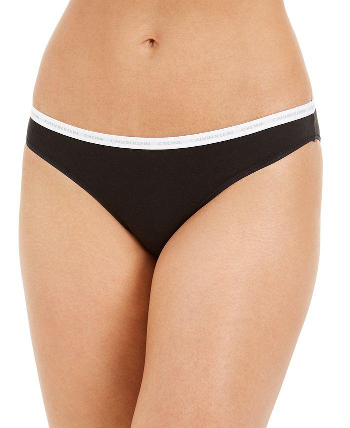Calvin Klein - Women's CK One Cotton Singles Bikini QD3785