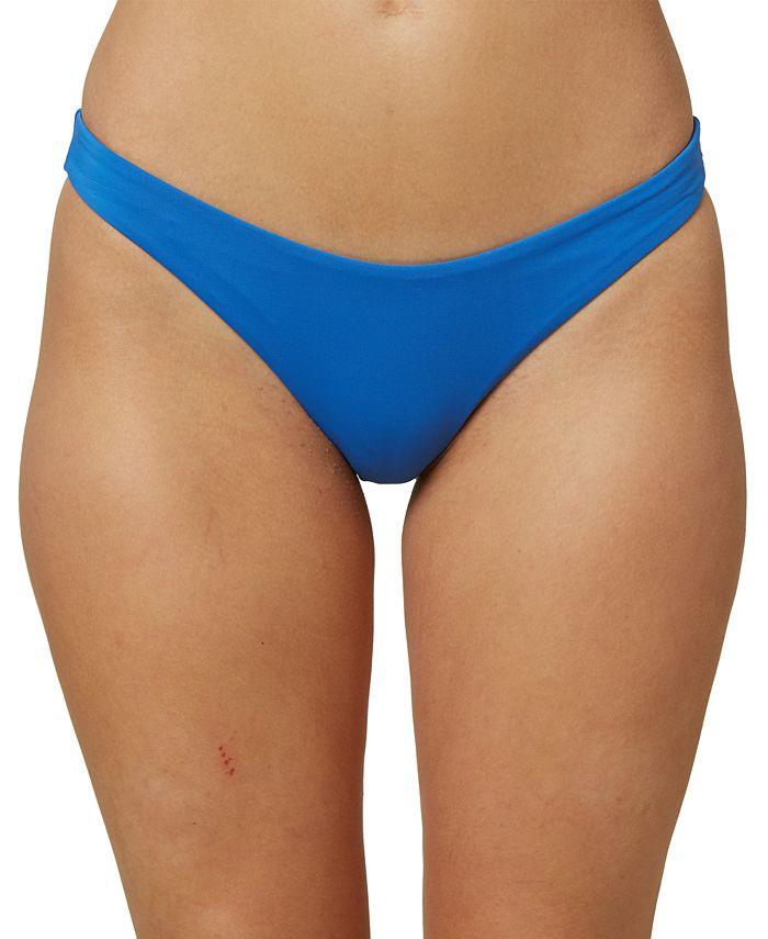 O'Neill - Juniors' Salt Water Solids Hipster Bikini Bottoms