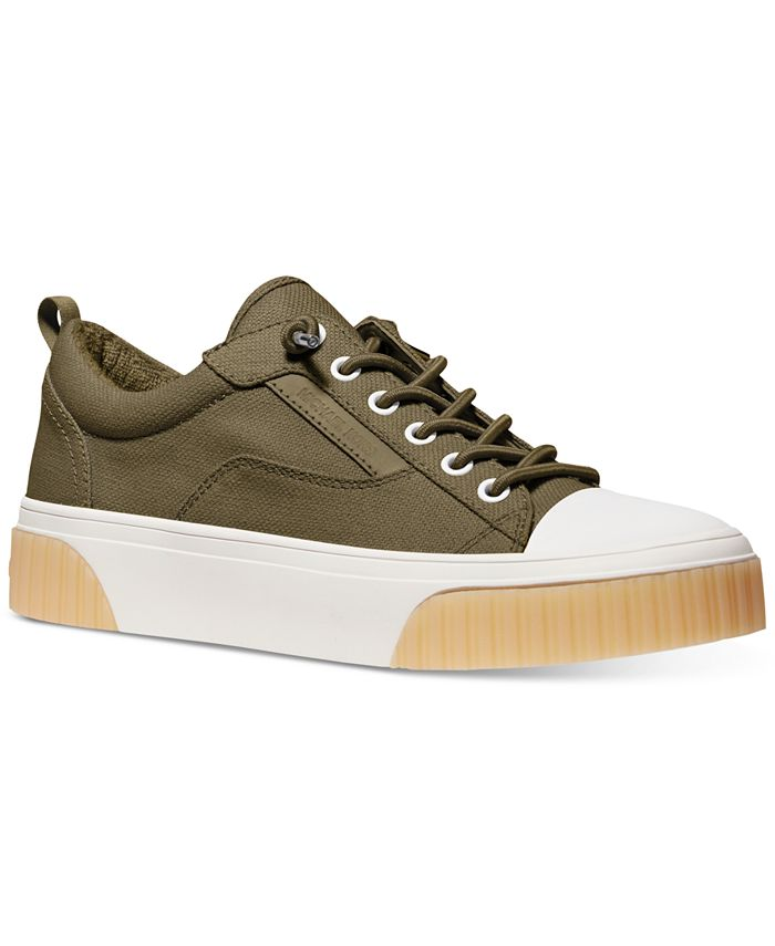 Michael Kors - Oscar Lace-Up Sneakers