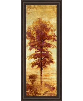Early Autumn Chill Il by Michael Marcon Framed Print Wall Art - 18