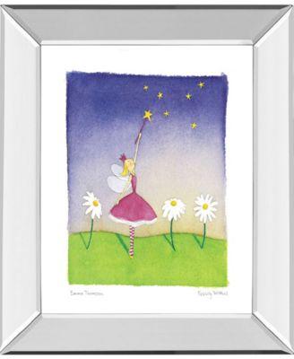 Felicity Wishes II by Emma Thomson Mirror Framed Print Wall Art, 22
