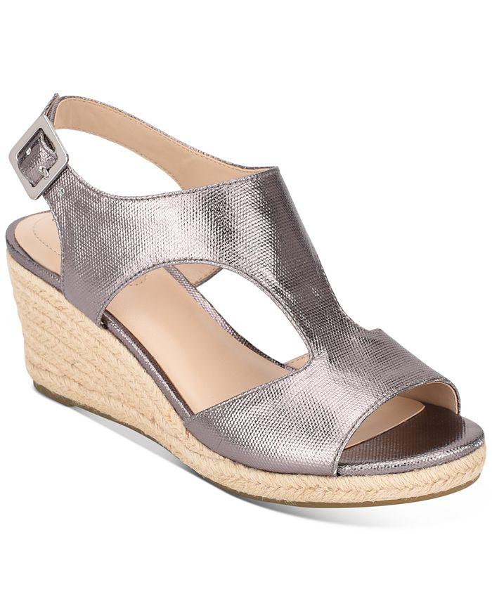 Bandolino - Natasha Espadrille Wedge Sandals