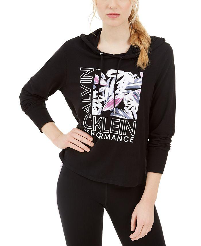 Calvin Klein - Logo-Graphic Hoodie