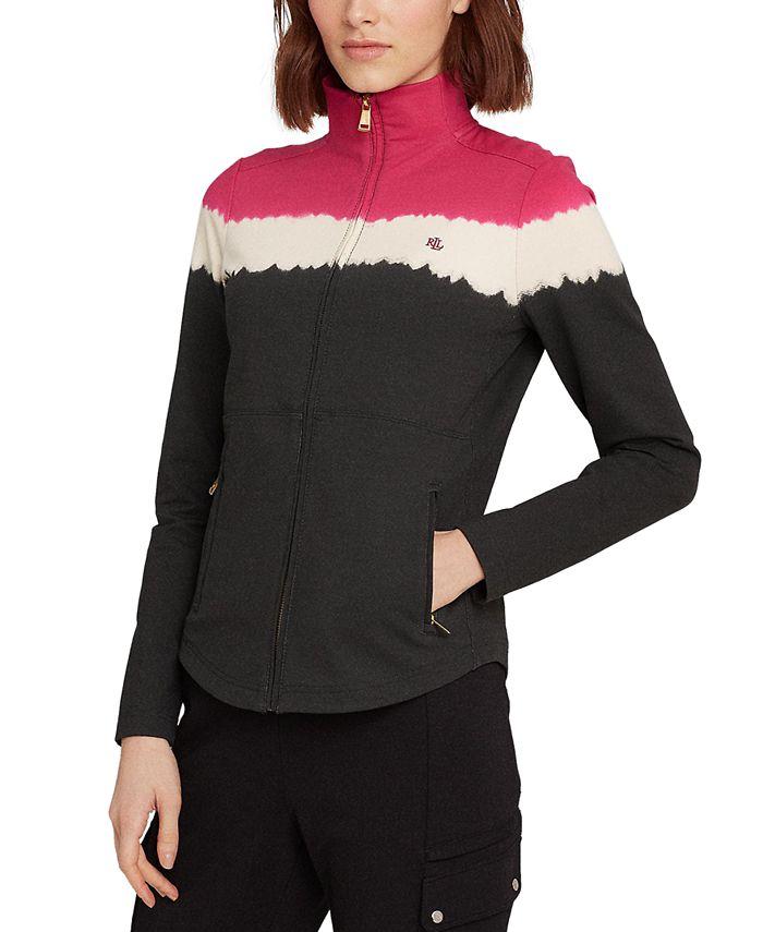 Lauren Ralph Lauren - Mockneck Jacket