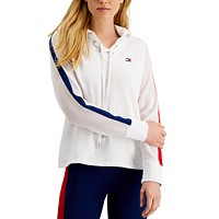 Deals on Tommy Hilfiger Sport Lace-Up Hoodie