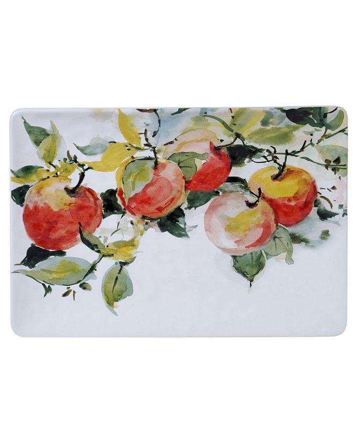 Certified International - Ambrosia Rectangular Platter