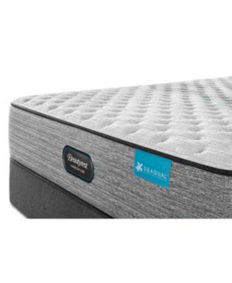 "Harmony Lux Carbon 13.75"" Medium Firm Mattress Set - Twin"