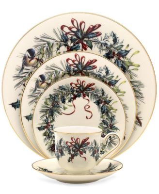 Winter Greetings 5-Piece Place Setting