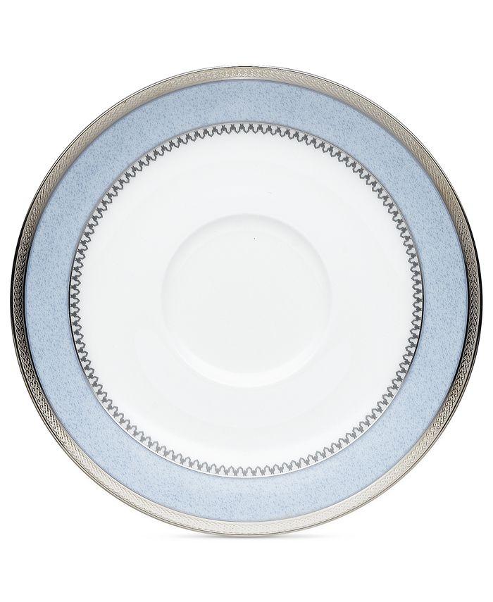 Noritake - Sonnet in Blue Saucer
