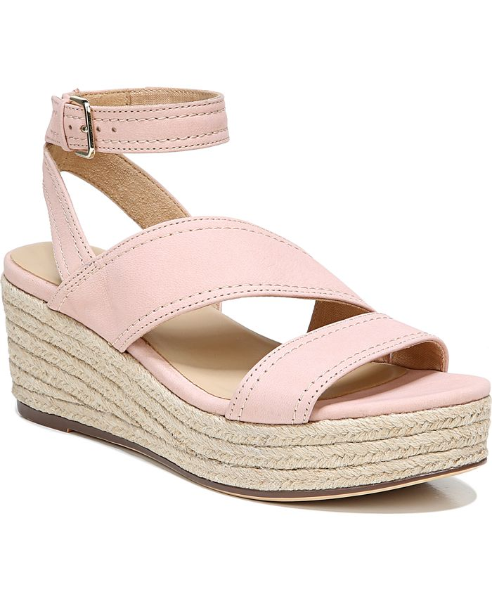 Naturalizer - Ursa Quarter Ankle Wedge Sandals
