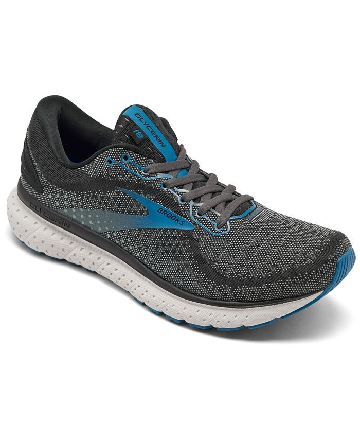 Brooks - Men's Glycerin 18 Running Sneakers from Finish Line