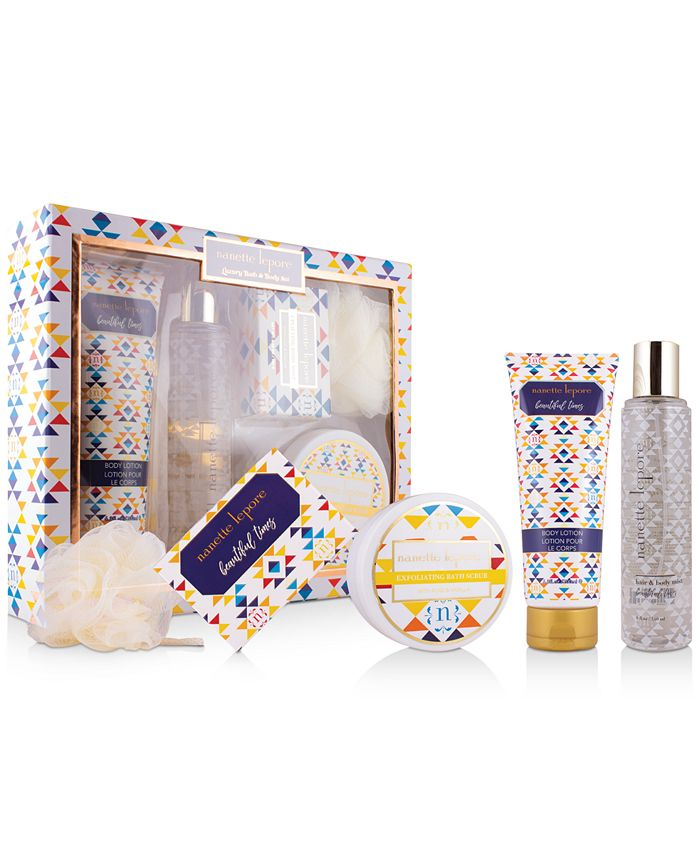 Nanette Lepore - 5-Pc. Beautiful Times Gift Set