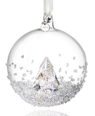 NEW! Swarovski Christmas Ornament, 2013 Annual Ball