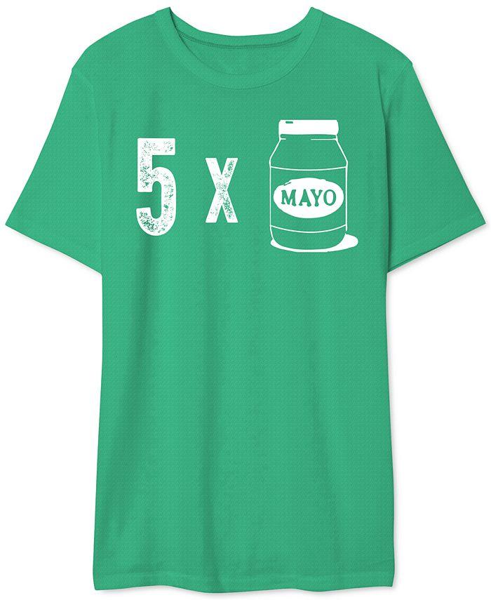 Hybrid - Men's Cinco De Mayo Graphic T-Shirt