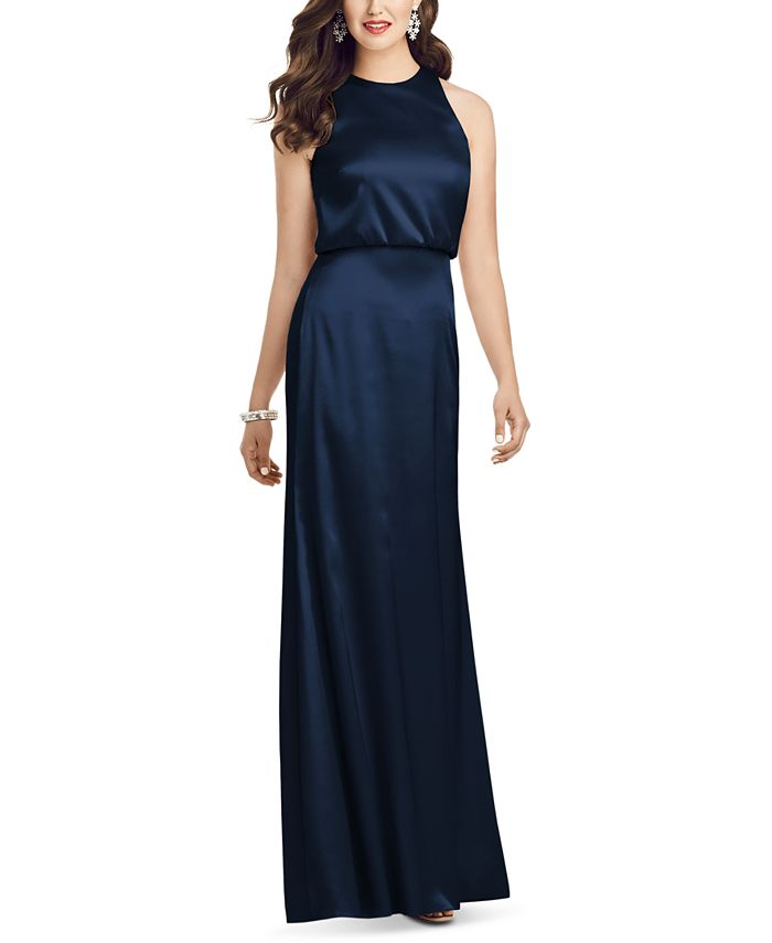 Dessy Collection - Blouson Gown