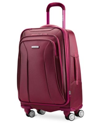"Samsonite Hyperspace XLT 21"" Carry On Expandable Spinner Suitcase"