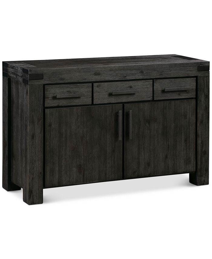 Furniture - Avondale Graphite Sideboard