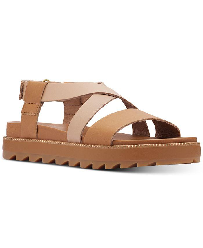Sorel - Women's Roaming Crisscross Sandals