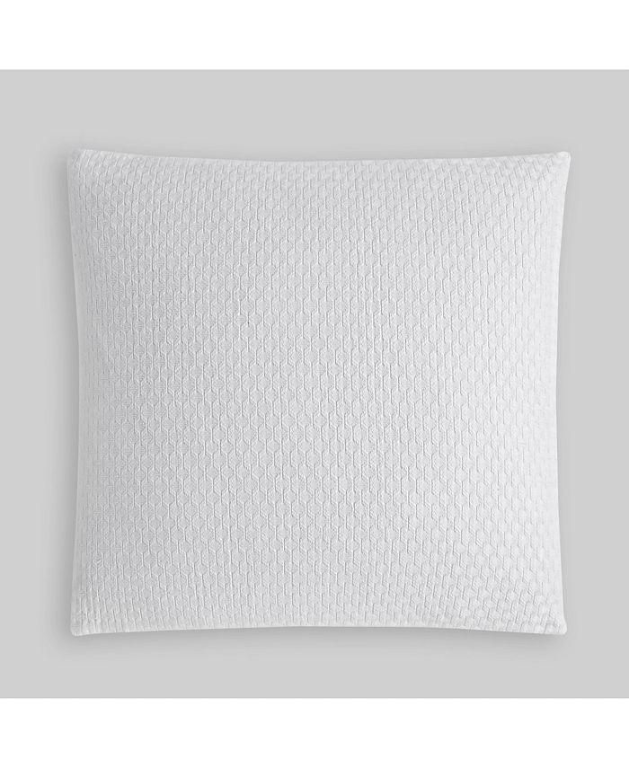 Hedaya Home - Made in Portugal Winston Matelasse Waffle Throw Pillow