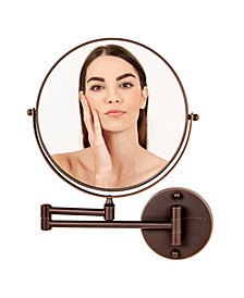 OVENTE Wall Mounted Vanity Makeup Mirror