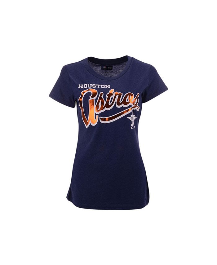 G-III Sports - Women's Houston Astros Homeplate T-shirt
