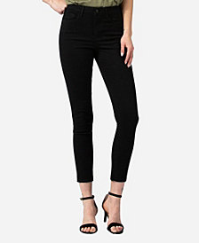 VERVET High Rise Skinny Ankle Jeans