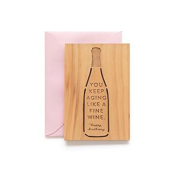 Hereafter Fine Wine Card