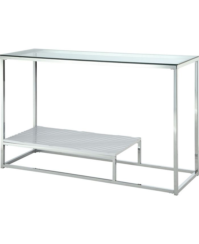 Furniture of America - Nadia Console Table, Quick Ship