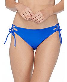Raisins Juniors' Sweet Side-Tie Bikini Bottoms