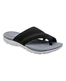 Easy Spirit Women's Lola Flat Comfort Sandals