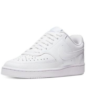 white nike casual