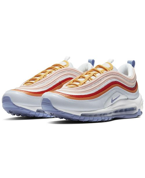 Exquisito si Etapa  Nike Women's Air Max 97 Casual Running Sneakers from Finish Line & Reviews  - Finish Line Athletic Sneakers - Shoes - Macy's