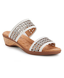 Walking Cradles Kiwi Slide Wedge Sandal