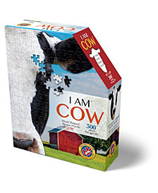 Madd Capp Games Puzzles - I Am Cow 300 Piece Puzzle