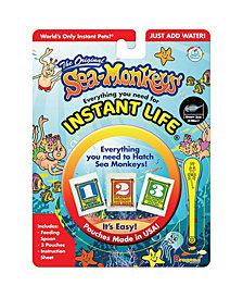 Sea Monkey's The Original Sea-Monkeys Instant Life Kit - Everything you Need to Hatch Sea Monkeys