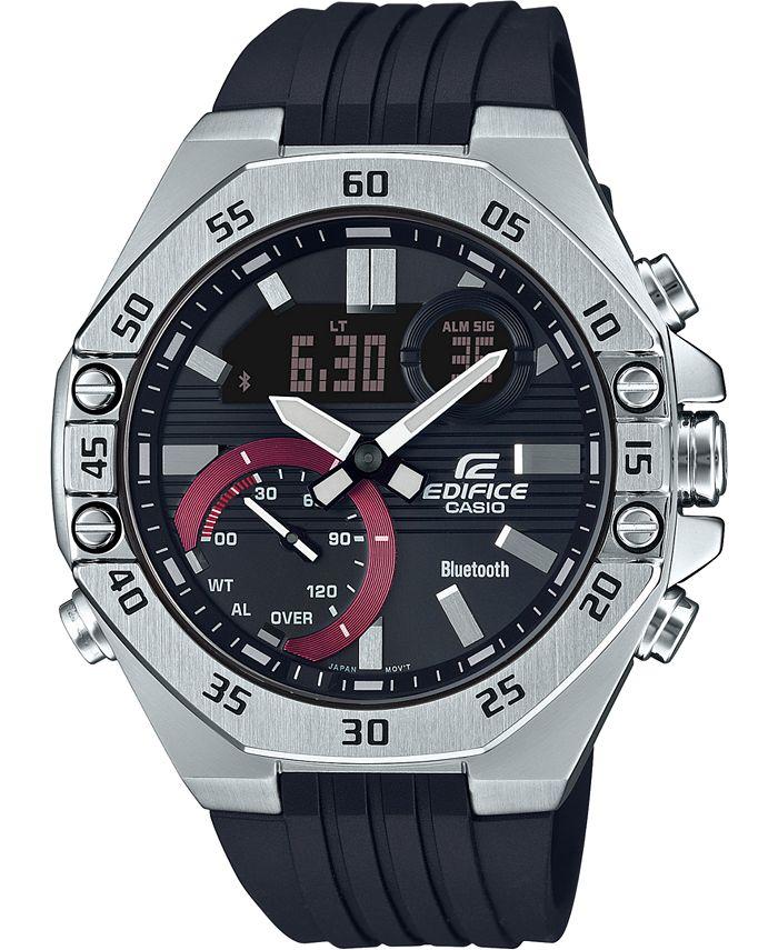 G-Shock - Men's  Black Resin Strap Watch 48mm