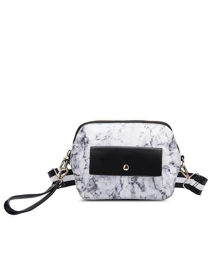 Melie Bianco - Saffi Mini Crossbody Bag