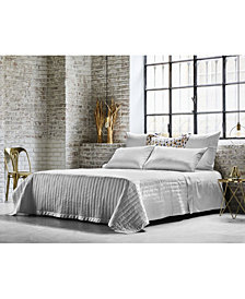 Frette at Home Vertical King Coverlet