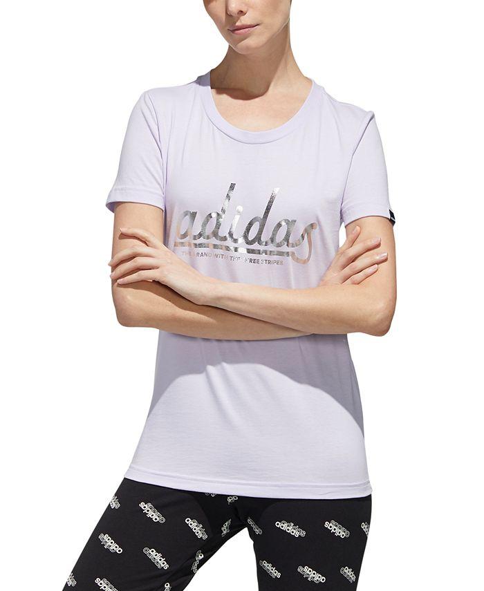 adidas - Foil Logo T-Shirt