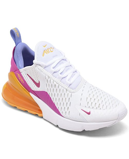 Nike Women's Air Max 270 Casual Sneakers from Finish Line ...