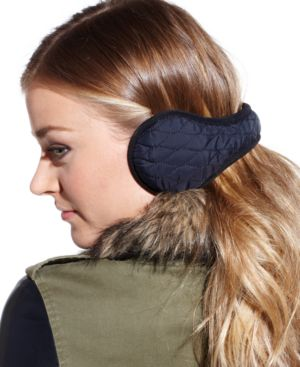 180s Ear Keystone Quilted Ear Warmers
