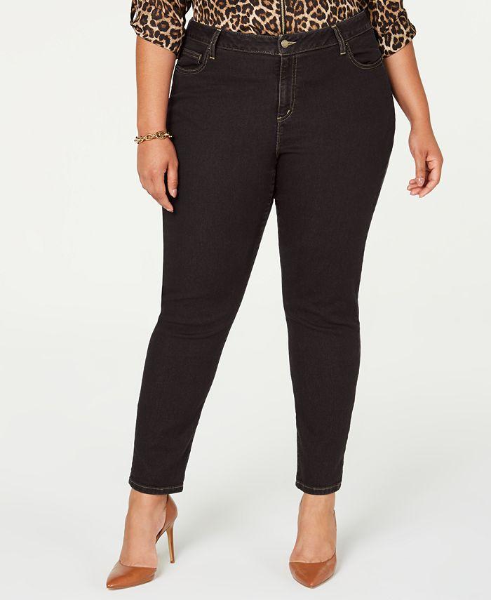 Michael Kors - Plus Size Selma Skinny Jeans