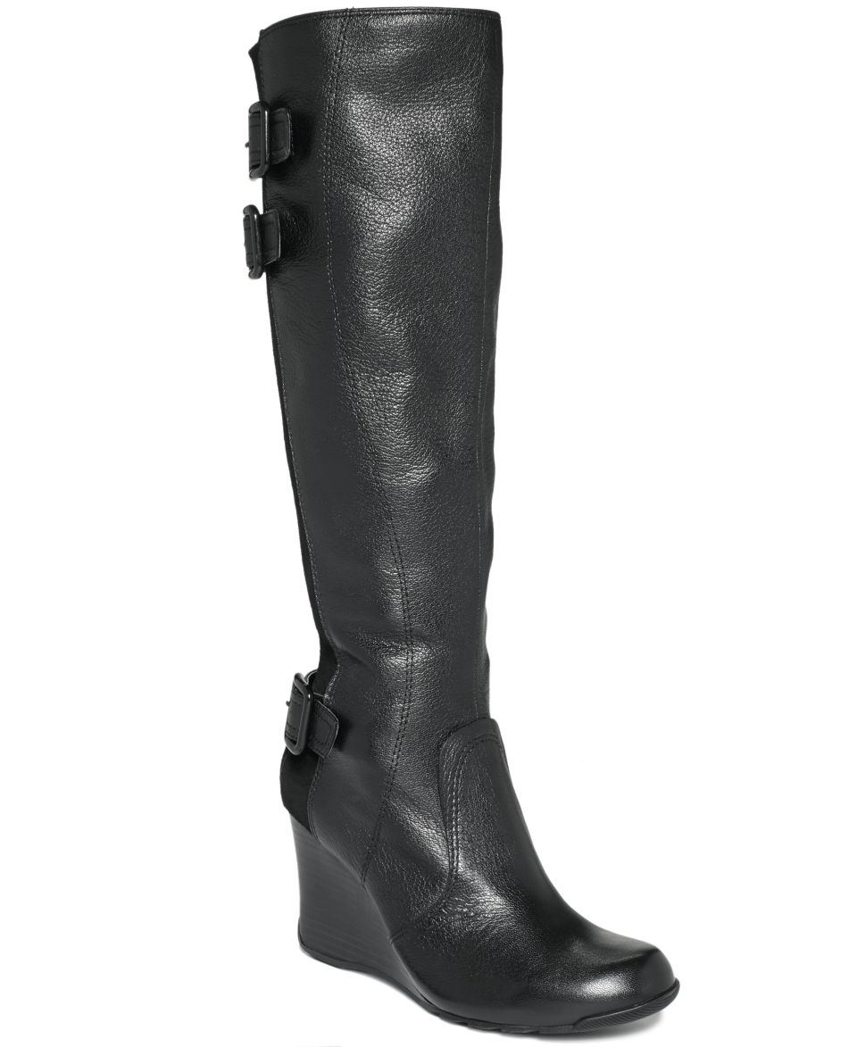 Kenneth Cole Reaction Womens Kiss n Tell Tall Boots   Shoes