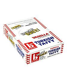 Vanilla Taffy, 1.5 oz, 24 Count