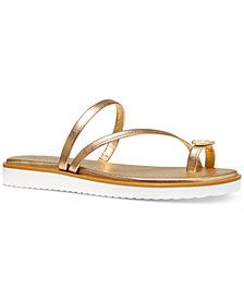 Michael Michael Women's Kors Letty Thong Sandals