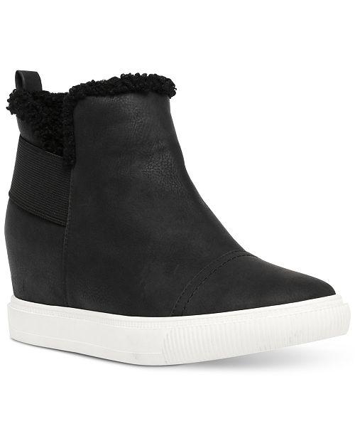 vita wedge sneakers