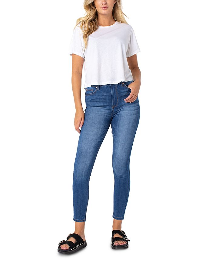 Celebrity Pink - Juniors' Mid-Rise Skinny Jeans