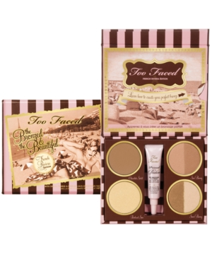 Too Faced The Bronzed & The Beautiful Bronzing Collection - French Riviera Edition